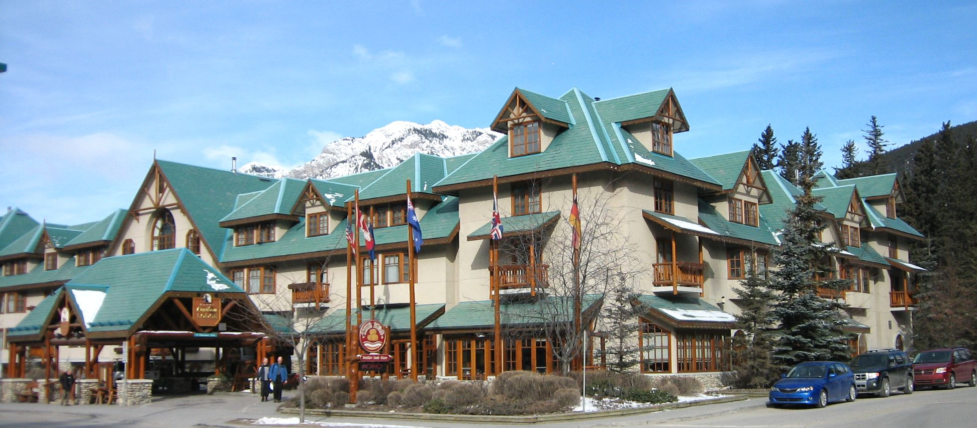 Caribou Lodge