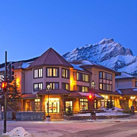 Preistipp kanada banff boutique hotel ski canusa for Boutique skihotel
