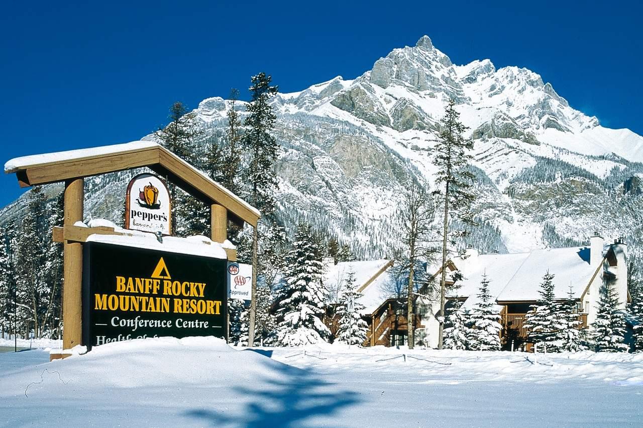 Hotel Alberta Banff Rocky Mountain Resort Canusa