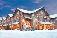 Urige Lodge mitten in Banff