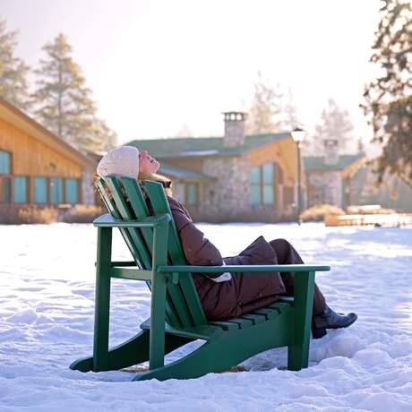 Impression The Fairmont Jasper Park Lodge