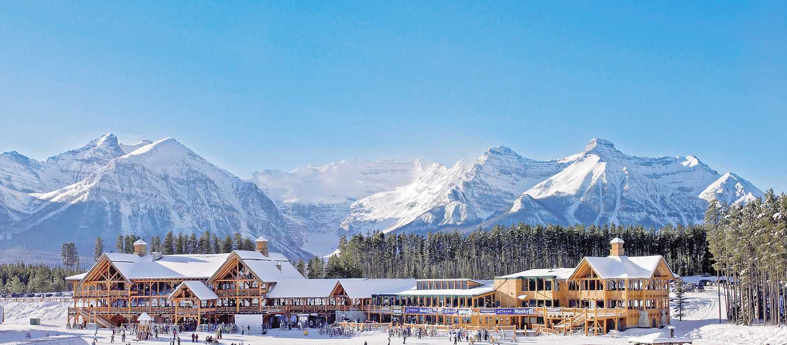 Lake Louise Ski Area Day Lodge