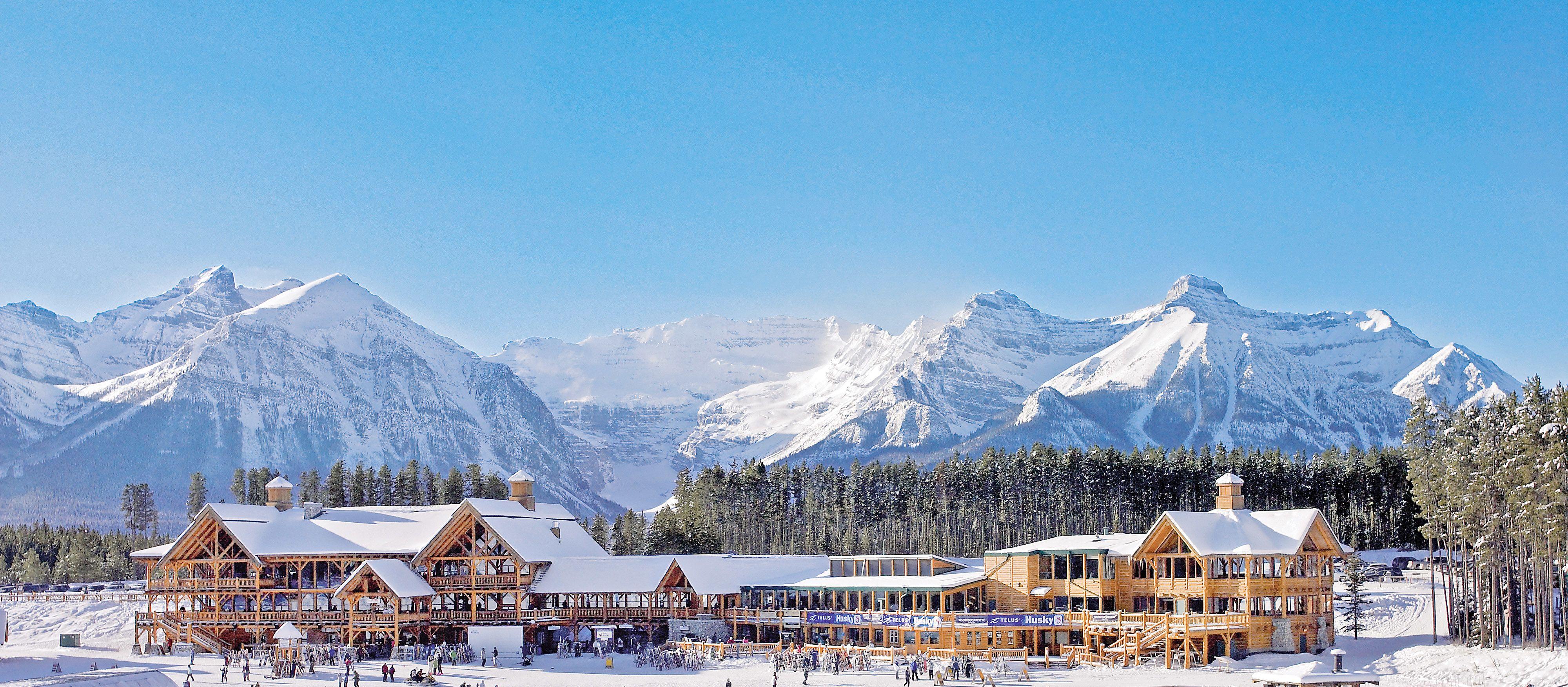Lake Louise Ski Area Day Lodge