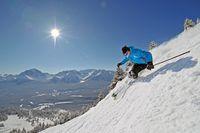Skierlebnis Banff