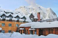 Deer Lodge in Lake Louise