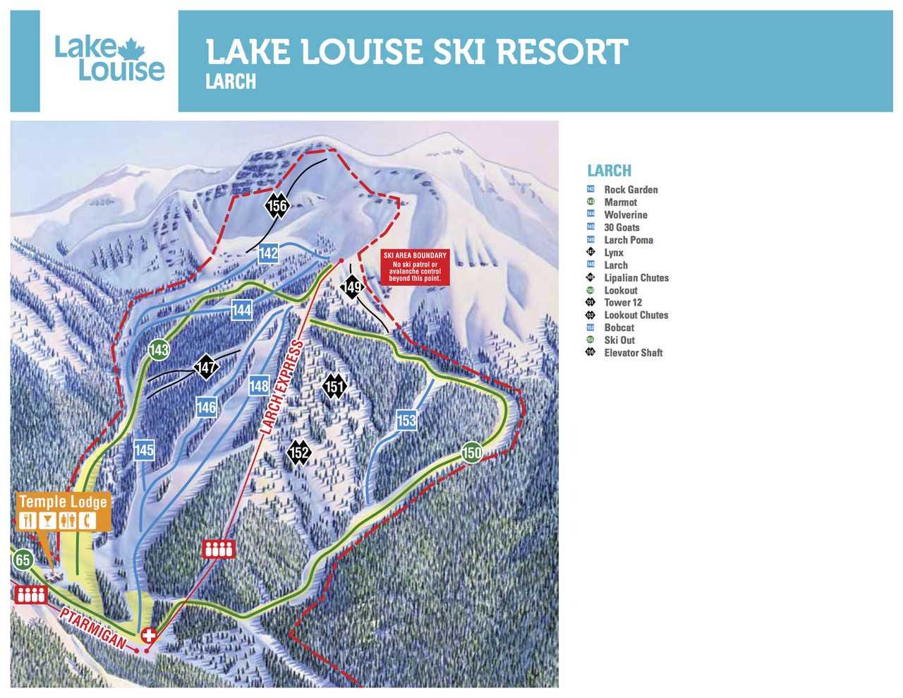 Lake Louise: Das Skigebiet voller Reize | CANUSA