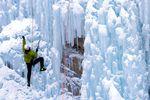 Private Eis-Kletter-Tour