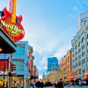 Shopping in Denver