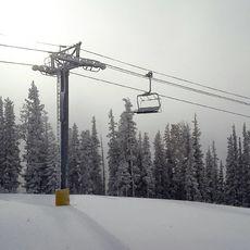 Skilift im Keystone Resort