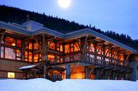 Monashees Lodge mit CMH
