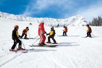 Familienurlaub im Schnee