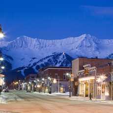 Fernie Alpine Resort, British Columbia, Canada