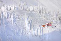 Wintertraum im Fernie Resort