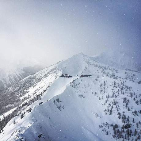 Wintertraum Kicking Horse