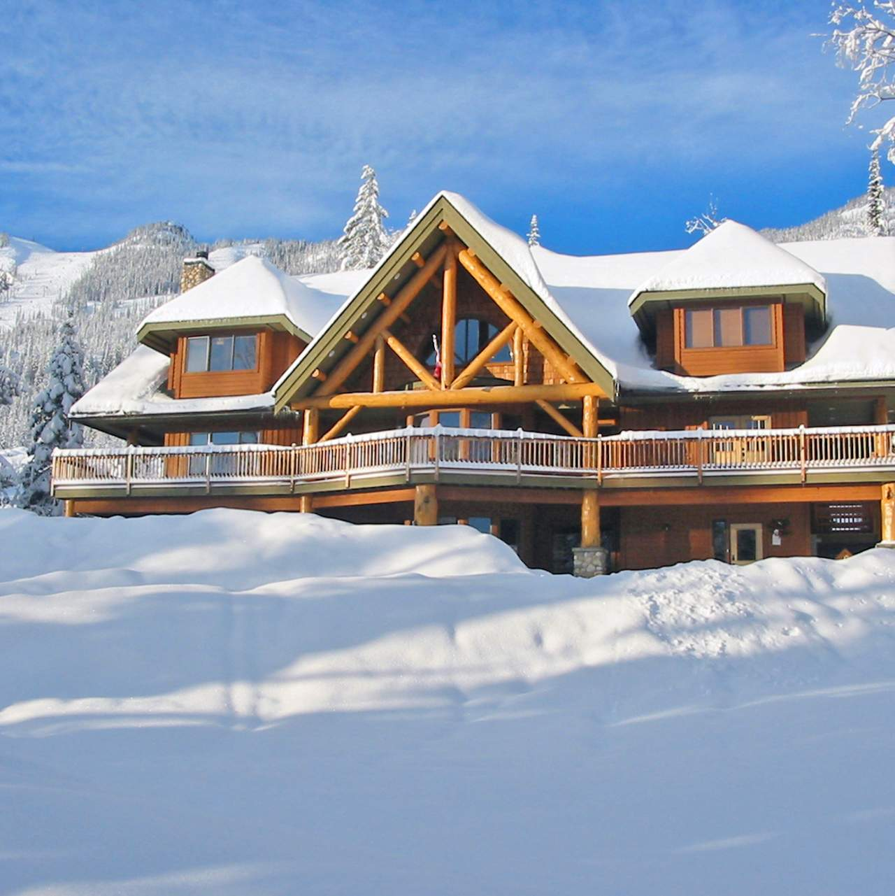 Hotel, British Columbia: Vagabond Lodge