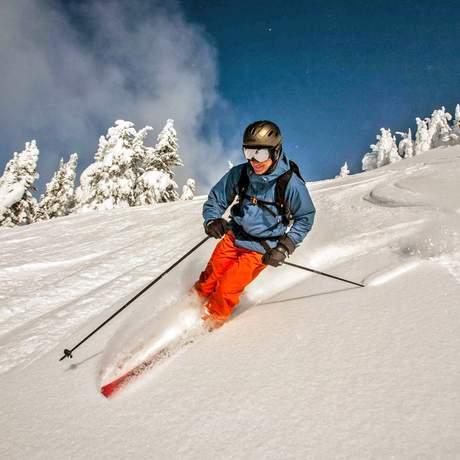 Bestes Skiwetter