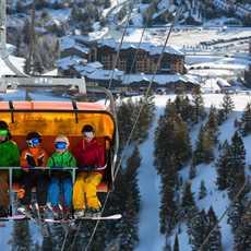 Skilift Park City Mountain Resort