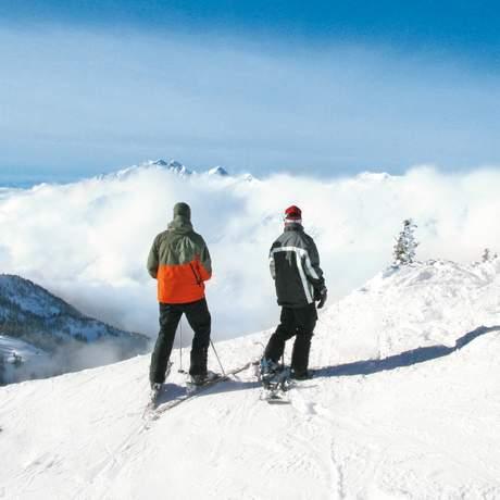 Ski-Paradies Park City