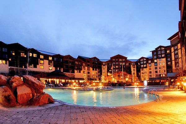 Grand Summit Hotel Canyons Spa