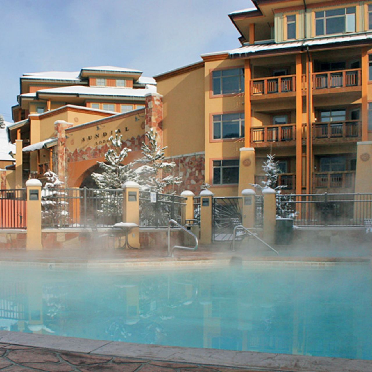 Hotel, Utah: Sundial Lodge