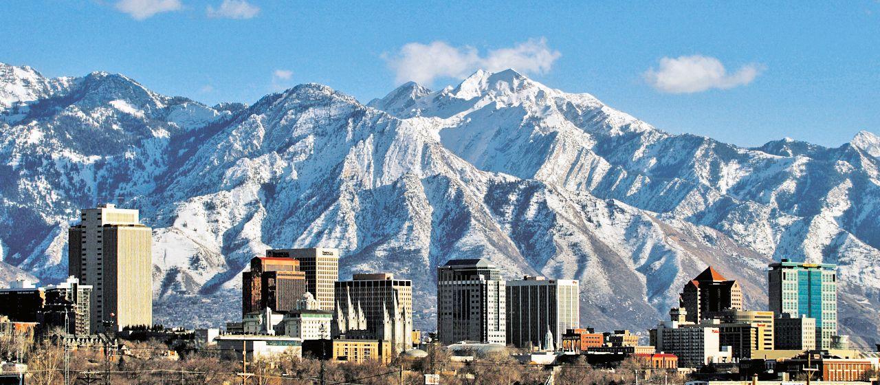 Skyline Salt Lake City