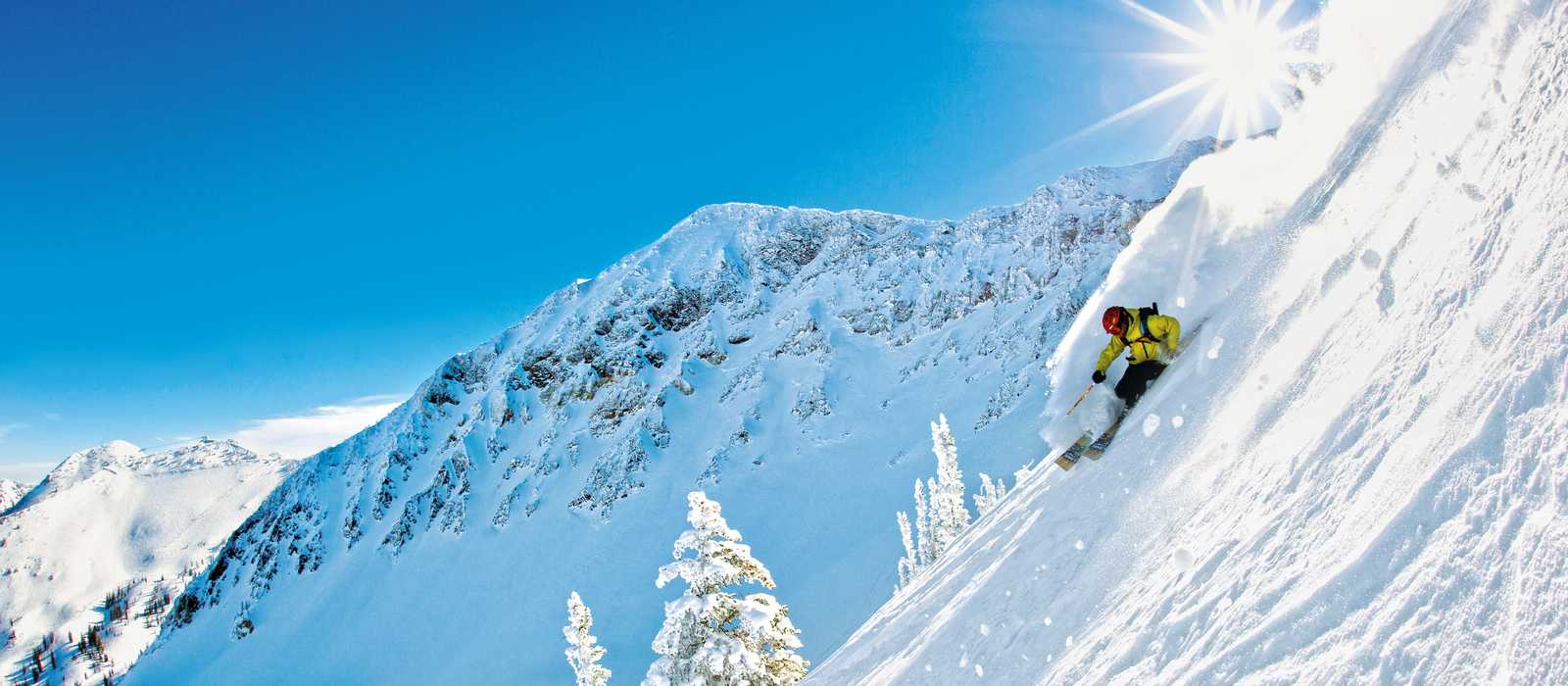 Powder-Spass in Snowbird