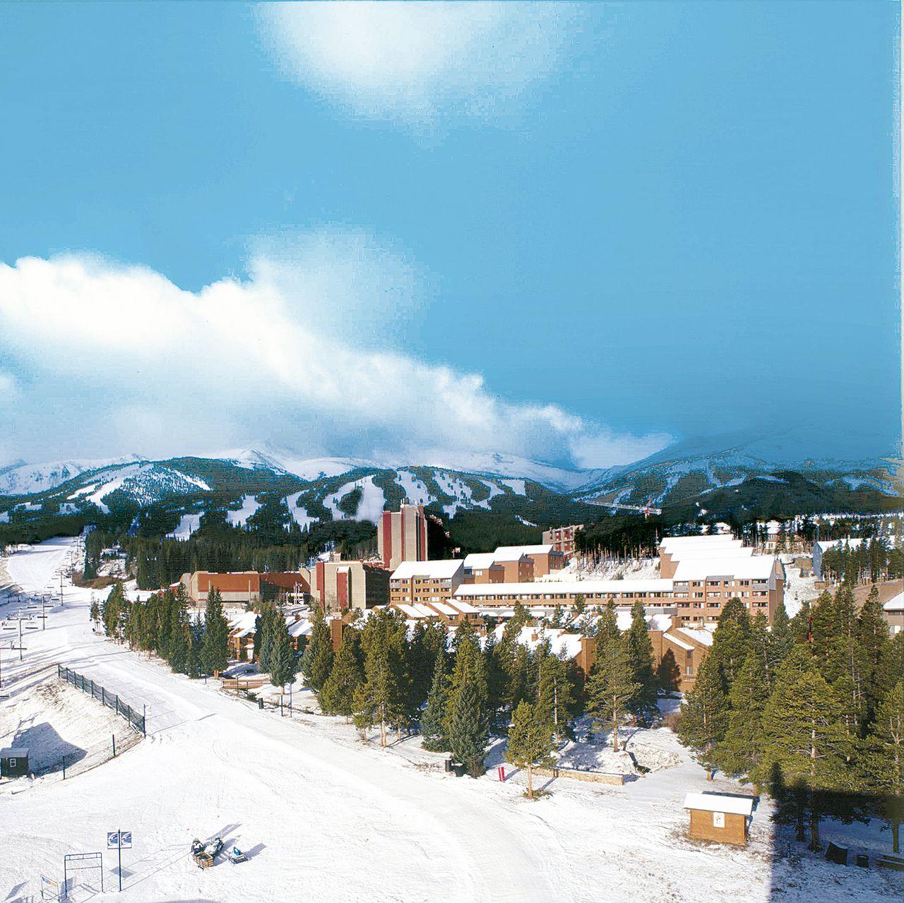 Hilton Hotels Colorado Ski Resorts