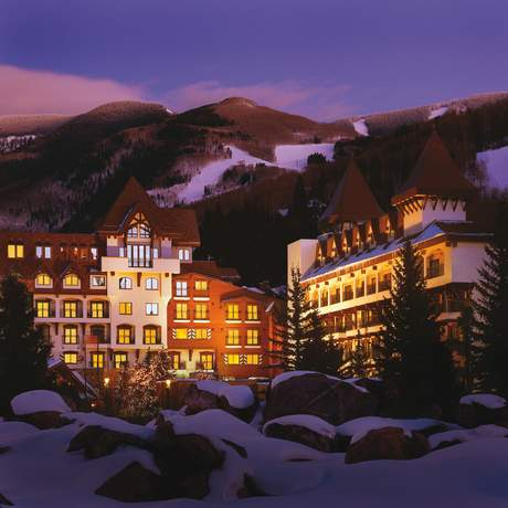 Marriott Mountain Resort & Spa
