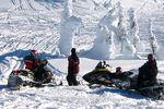 """Schneemobil-Ausflug """"Wilderness Run"""""""