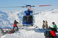 Whistler mit Heli-Ski Ausflug