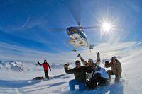 Heli-Ski für Fortgeschrittene