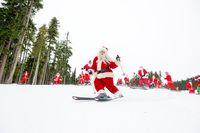 Weiße Weihnachten in Whistler