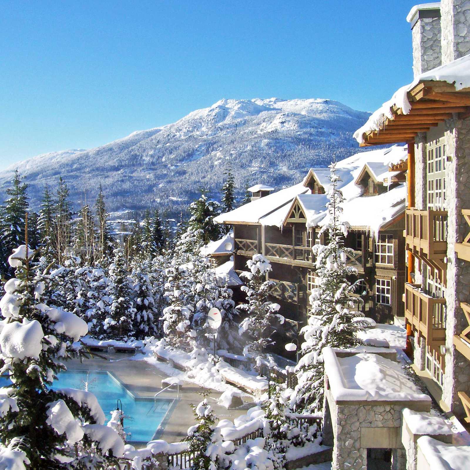 Hotel, British Columbia: Blackcomb Springs Suites   CANUSA