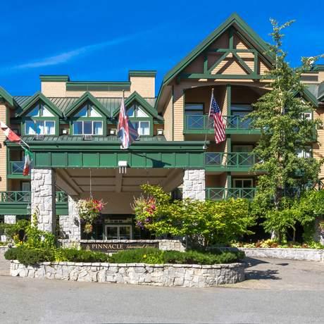 Pinnacle International Hotel Whistler