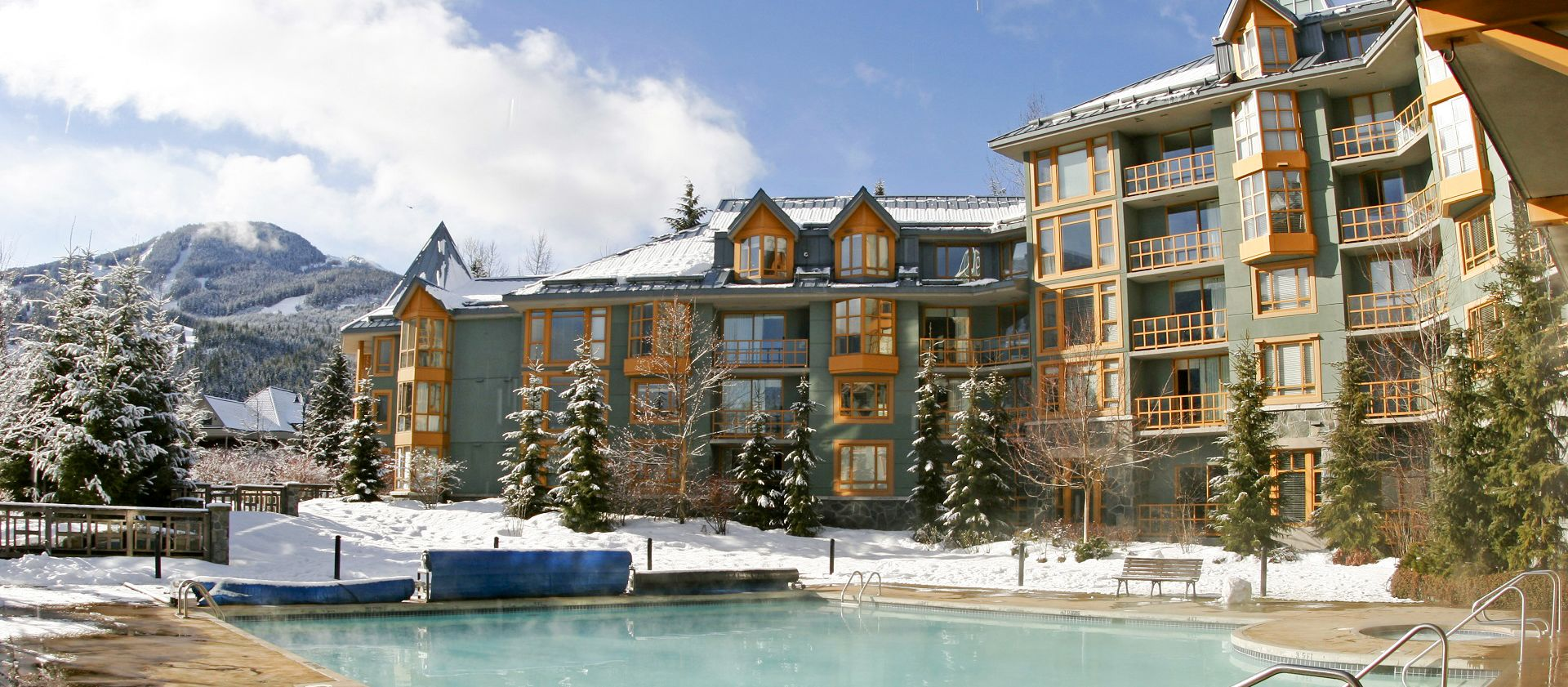 Cascade Lodge in Whistler