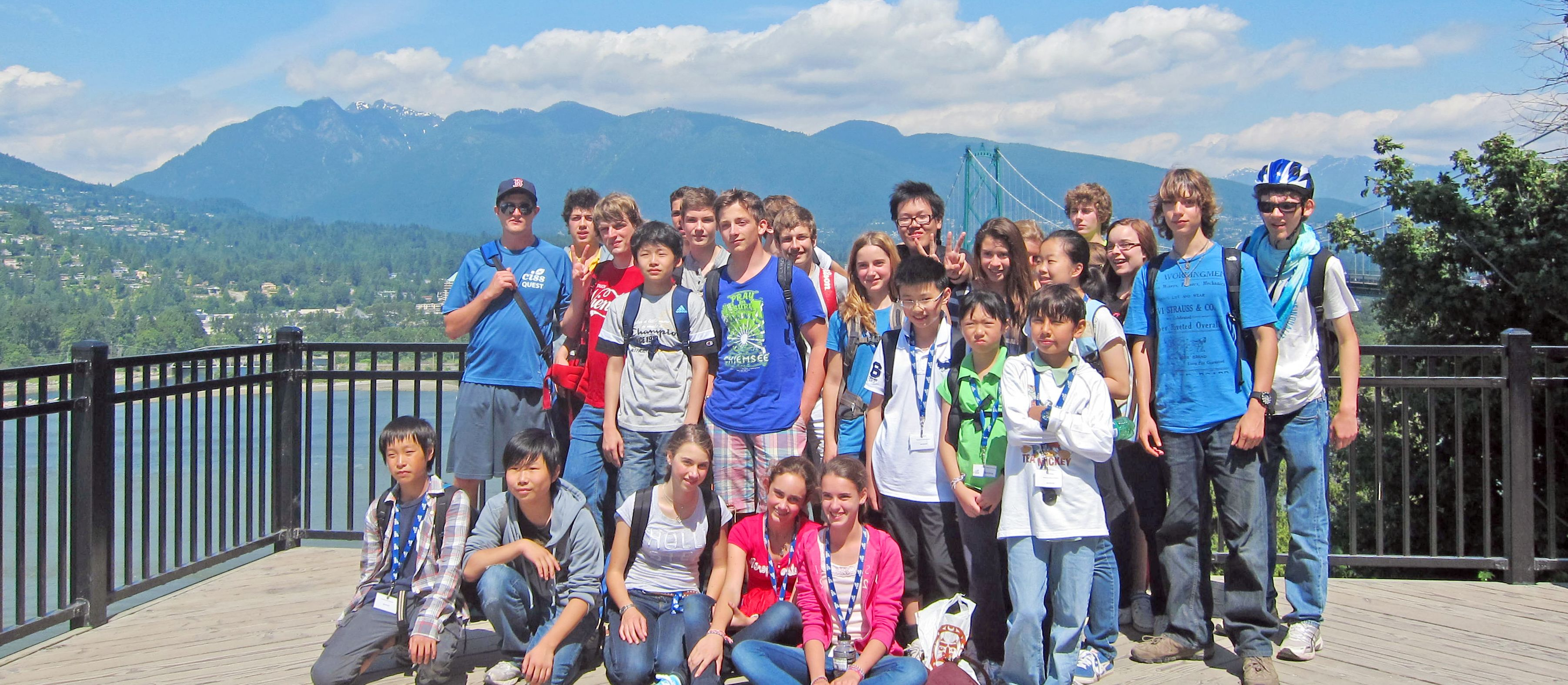 Impression Sommercamp CISS at Quest U