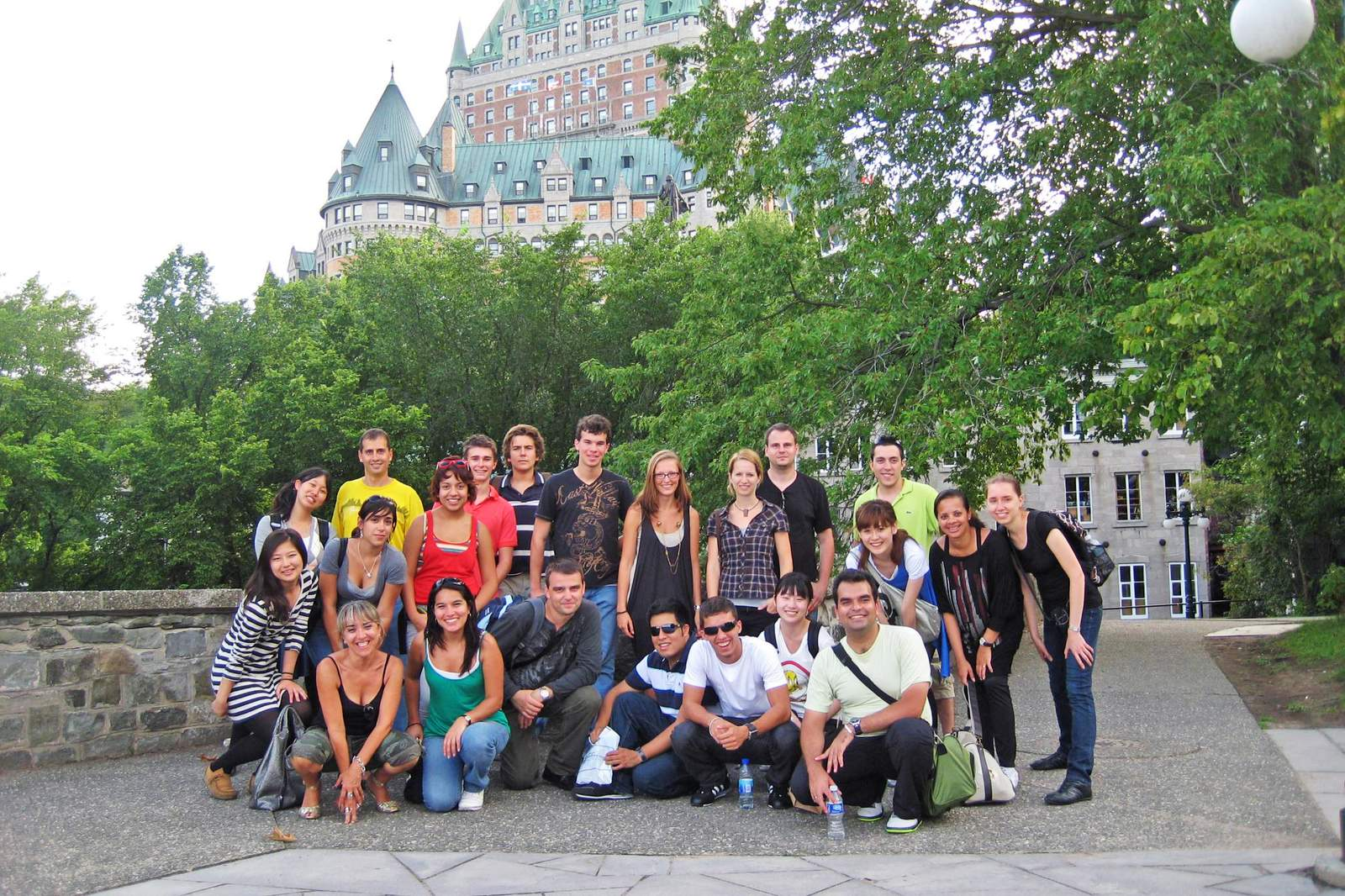 Imrpession CISS Montreal