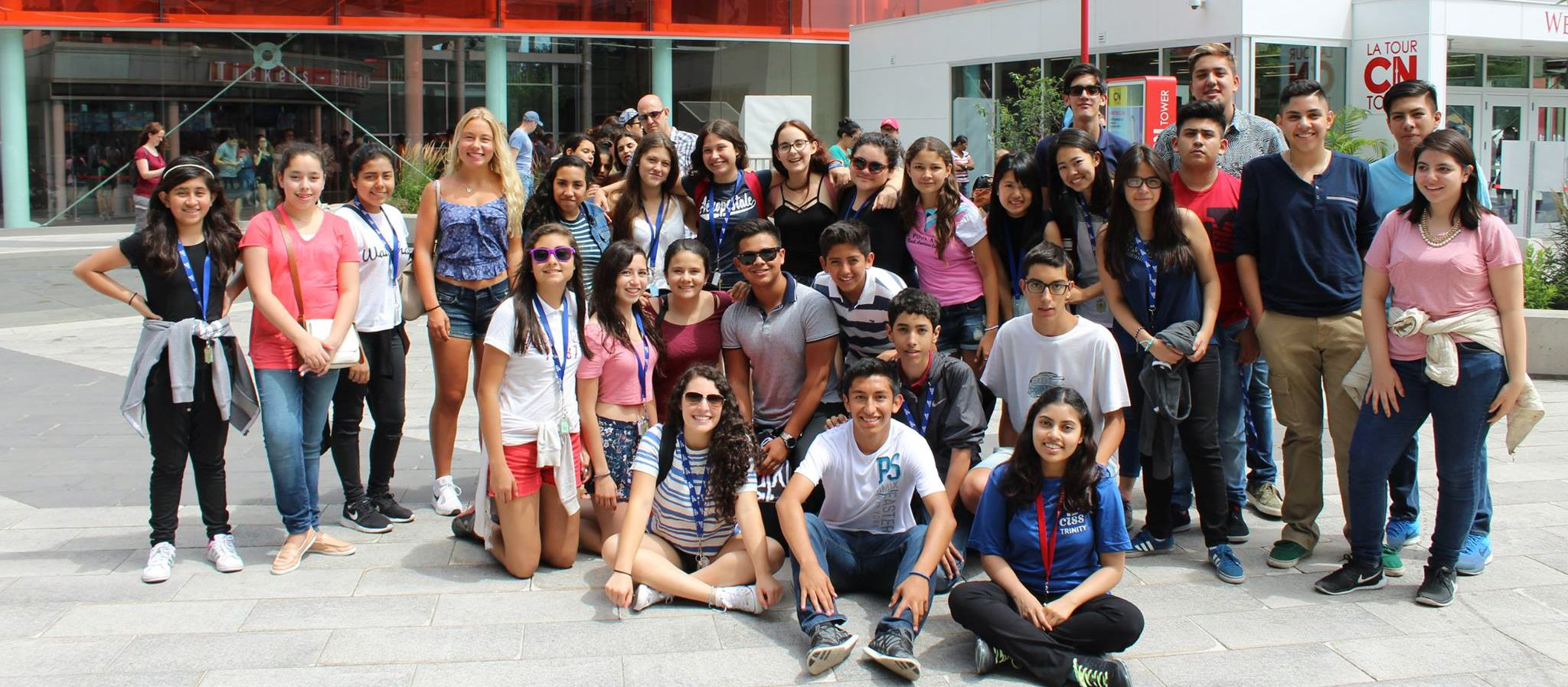 Impressionen eines Trinity Summer Camps des Canadian International Student Services