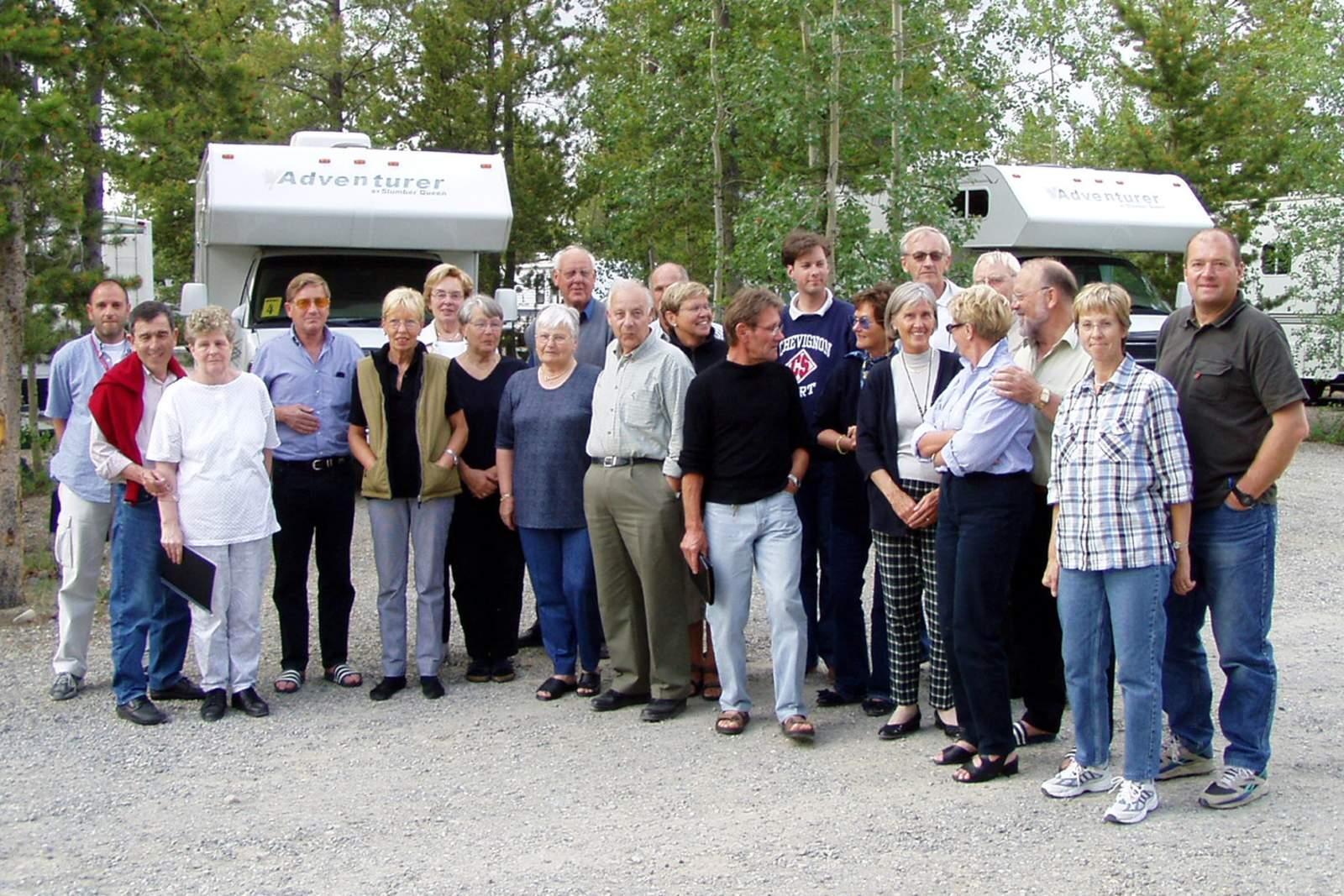 gruppe camper