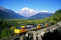 Quer durch Kanada mit der Bahn
