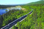 Bahnreisen Québec