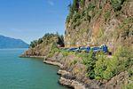 Mountain Rails - östliche Richtung