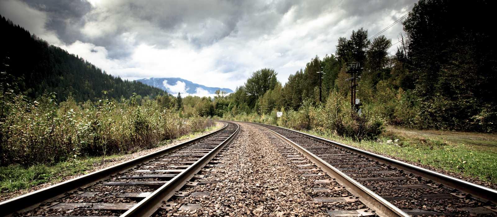 Zugstrecke der Rocky Mountaineer
