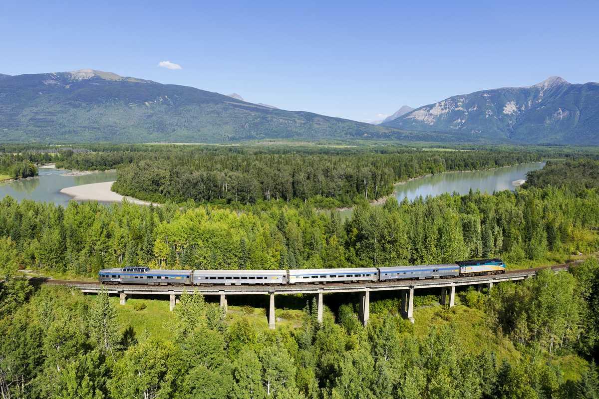 Via Rail Jasper-Price Rupert