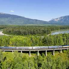 Via Rail Jasper-Price Rupert