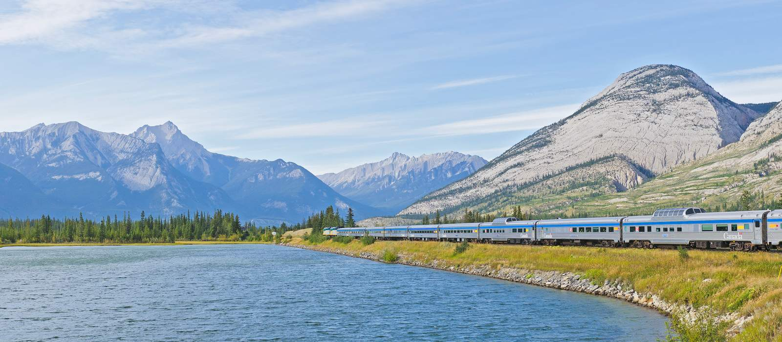 Unterwegs mit VIA Rail