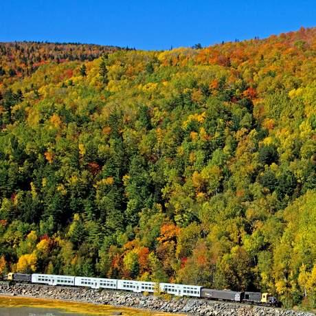 Mit VIA Rail unterwegs in Nova Scotia