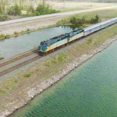 Via Rail The Canadian