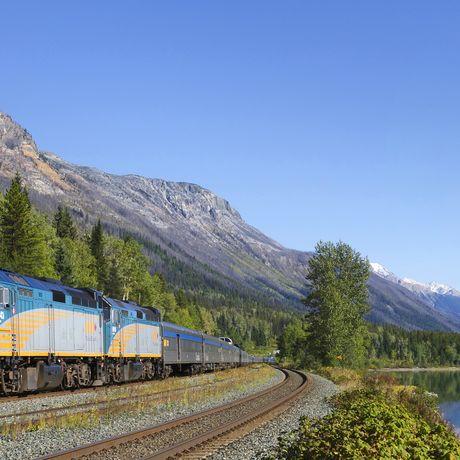 Via Rail Toronto-Vancouver