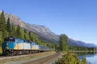 Quer durch Kanada & Alaska